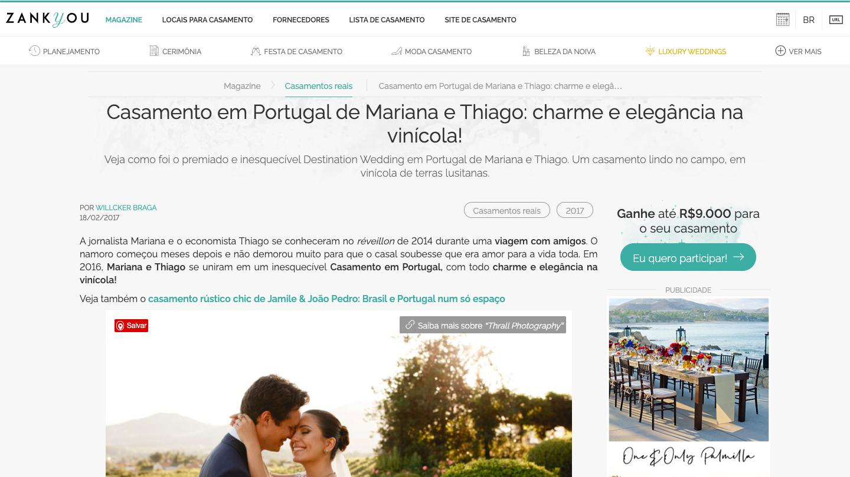 Zankyou Portugal